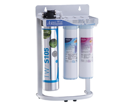3-STAGE STAND TWIST-IN WATER PURIFIER